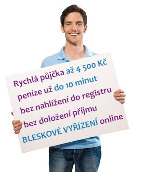 Online pujcka dobřichovice kontakt